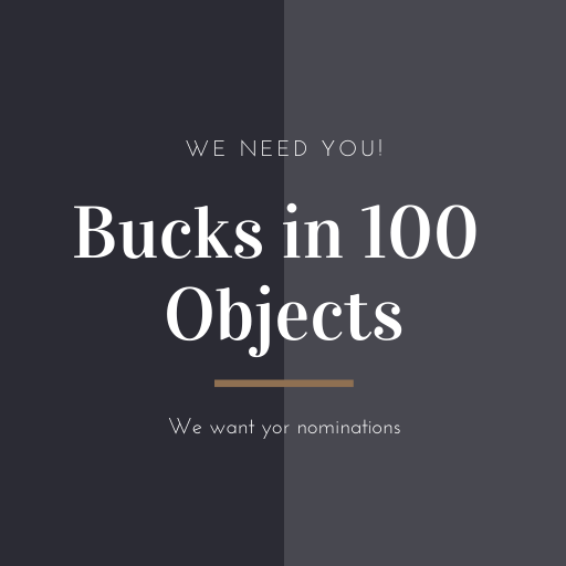 Bucks in 100 objects graphic