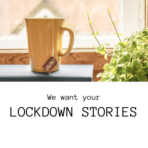 Lockdown Stories Graphic