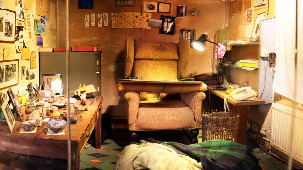 Roald Dahl's Writing Chair