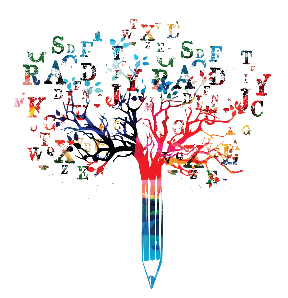 Creative writing tree