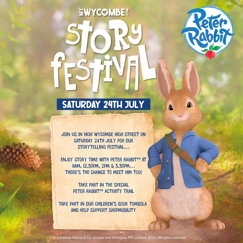 Wycombe Story Festival