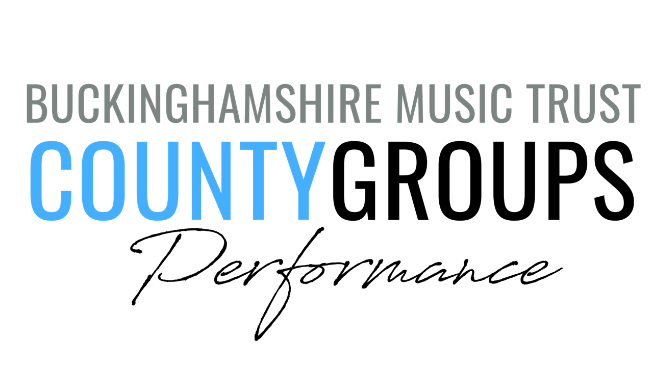 Bucks Music Trust County Groups logo