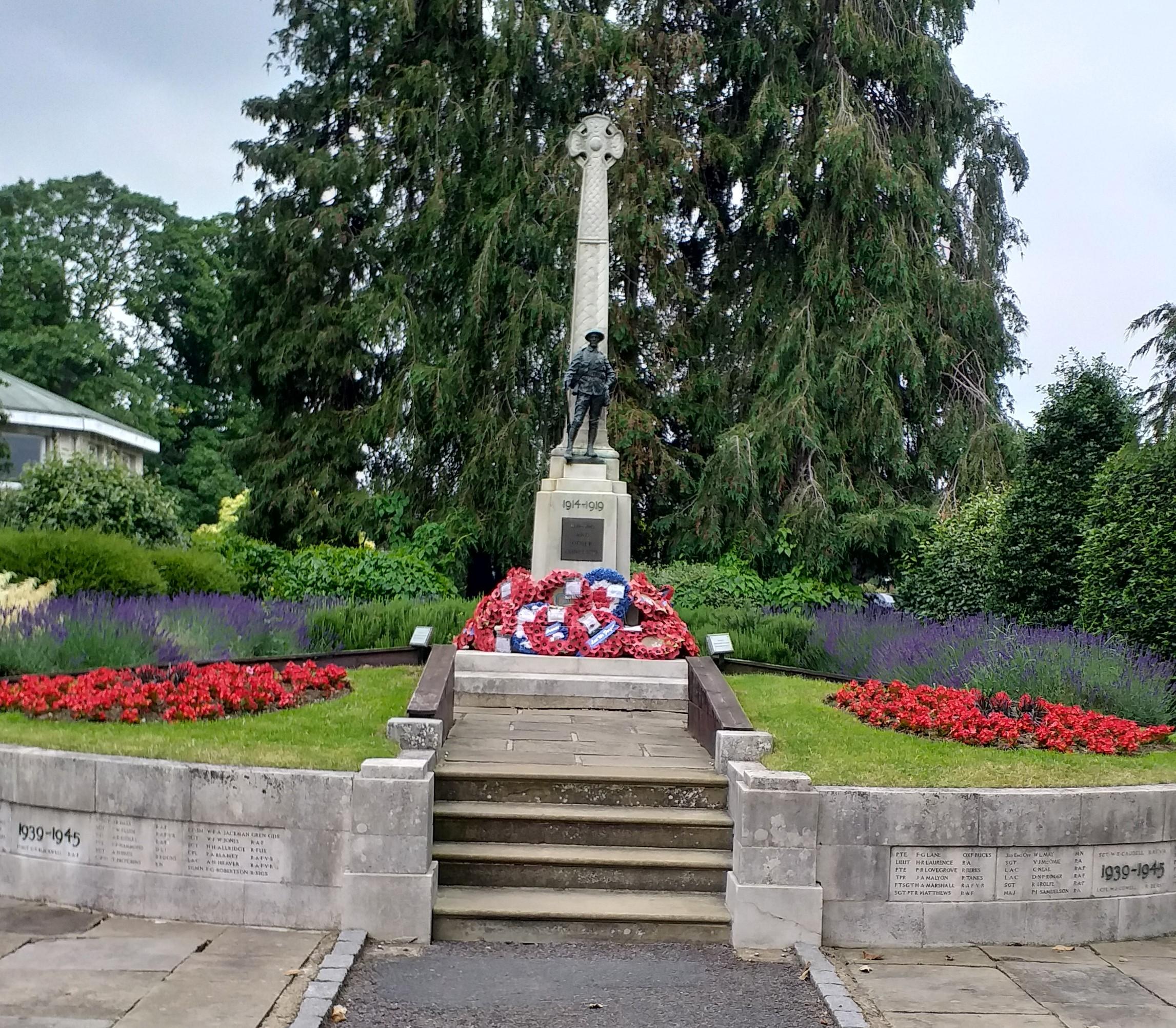 Burnham War Memorial