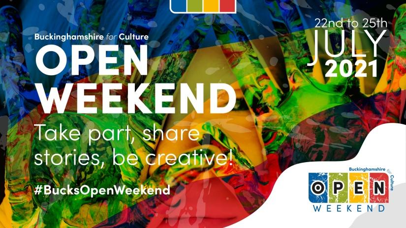 Open Weekend graphic